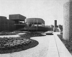 Endo Pharmaceutical Laboratories, Garden City, New York, 1964 (Paul Rudolph)
