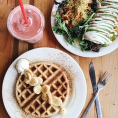 HEALTHY SPOTS TO EAT AROUND SF, CA