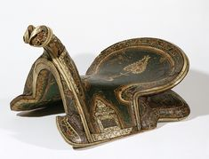 Central Asian saddle