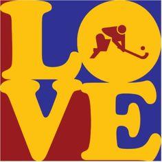 Field Hockey Love