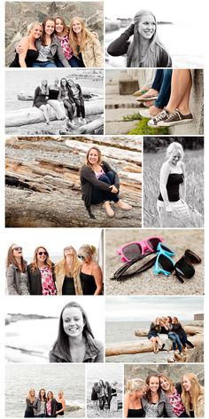 Just the Girls {Friendship Portrait Session | Victoria, B.C.} » Nicole Israel Photography | Victoria, B.C. Photographer Specializing in Family, Maternity and Newborn Photography