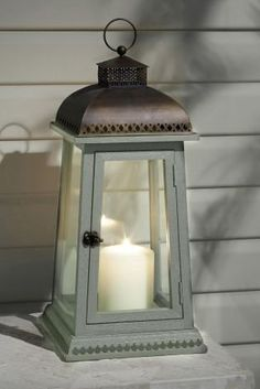 Autumn/winter is the perfect time to make your interior (or outdoor space) all things cosy! And does anything do that more than mood lighting? Combine this with statement home accessories like our green lantern for the most gorgeous of country home additions.