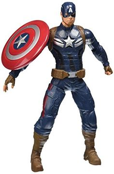 Captain America The Winter Soldier Shield Storm 10inch Electronic Action Figure >>> Find out more about the great product at the image link.
