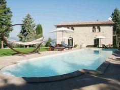 Lekker met het hele gezin genieten in Umbrië, Italië.