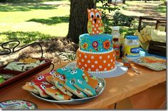 owl b-day party...OMG this is so adorable!