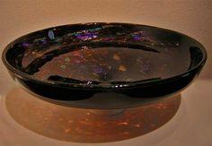 Glass Sinks, Glass Vessel Sinks, Hand Blown Glass Sink, Glass Bowl.....THIS  PIN SHOWS U HOW BEAUTIFUL A VESSEL SINK LOOKS W/A TILu2026 | Pinteresu2026