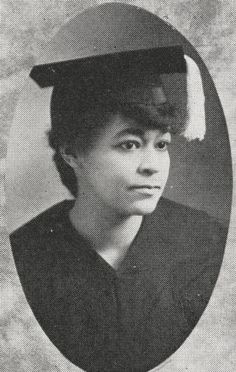 Martha Jane Hunley Blackburn was the first Black woman to graduate from Ohio University. She majored in English and Literature with a minor in Home Economics and graduated with a B.S. ED. in 1916. Blackburn went on to be an educator in Ohio and West Virginia. Templeton-Blackburn Alumni Memorial Auditorium was named in honor of her and John Newton Templeton, the first African American graduate of OU. :: Ohio University Archives