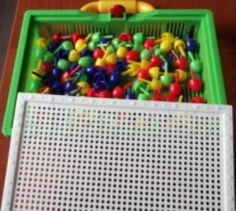 I remember playing with these