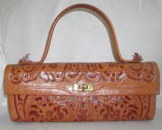 312abe75da7b Purse Tooled Leather Purse