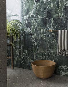 Amazon Green Gloss Porcelain Tile | Mandarin Stone Mandarin Stone, Porcelain Ceramics, Porcelain Tiles, Outdoor Tiles, Marble Effect, Green Marble, Lush Green, Wall Tiles, Black And White