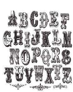 cirque alphabet