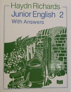 English Text Books -    Old School Reading Books