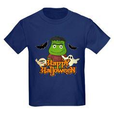 Halloween Monsters T