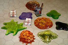 Creatures of D&D games