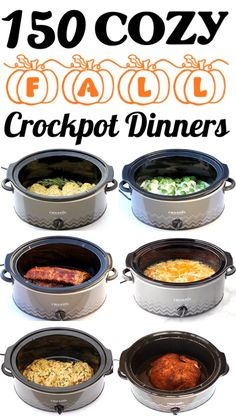Dinners Easy Fall Recipes Families will LOVE! HUGE list of cozy crock p. Crockpot Dinners Easy Fall Recipes Families will LOVE! HUGE list of cozy crock p., Crockpot Dinners Easy Fall Recipes Families will LOVE! HUGE list of cozy crock p. Recetas Crock Pot, Crock Pot Food, Crock Pot Slow Cooker, Easy Crock Pot Meals, Slow Cooker Meatloaf, Crock Pot Freezer, Crock Pots, Crockpot Dinner Easy, Simple Crock Pot Recipes