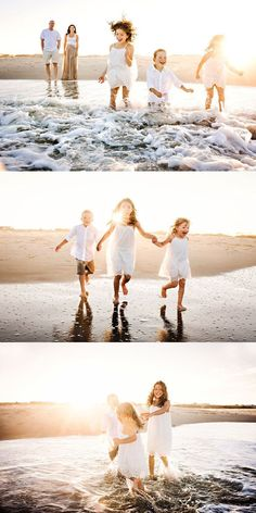 Best Beach Photography : candid-family-beach-pictures-at-sunset-melissa-bliss-photography-top-rated-virgi