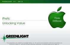 Greenlight Capital Drops Lawsuit Against Apple Over Preferred Stock Proxy Proposal [Mac Blog]