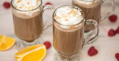 Flavored Hot Chocolate by Blendtec