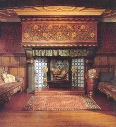 Arts & Crafts: The Designs of William Morris — Retrospect | Apartment Therapy. #morris #design