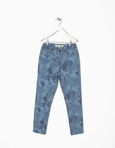 ZIPPY Girl Stamped Trousers #5623174 #zyspring16 Find it here!