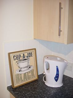 cup-a-joe / old flat / photo by me