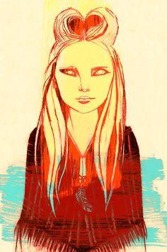 Lucy MacLeod Illustration