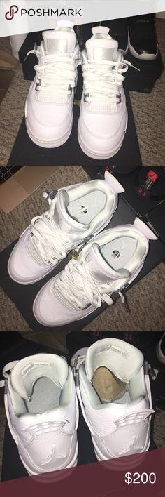 e2644c04c32e Jordan 4 Pure money 4s brand new size 5.5 Jordan Shoes Sneakers Pure Money  4s