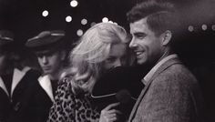 Catherine Deneuve and Nino Castelnuovo in Jacques Demy's The Umbrellas of Cherbourg, 1964