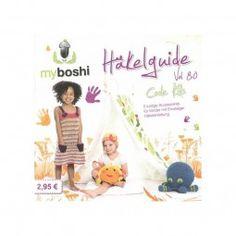 Den myboshi Häkelguide Vol. 8.0: Coole Kids und weitere myboshi Häkelguides finden Sie im Online-Shop von Wolltastisch.de - kostenlose telefonische Beratung und schnelle Lieferung