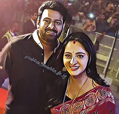 He was fire for she is the wind ; She was flames for he created the s… Prabhas Actor, Prabhas And Anushka, Prabhas Pics, Wattpad Romance, Beautiful Indian Actress, India Beauty, Indian Actresses, Fanfiction, Princess Zelda