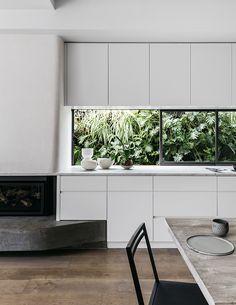 Modern Kitchen Interior Step Inside This Jaw-Dropping Aussie Home Luxury Kitchen Design, Best Kitchen Designs, Luxury Kitchens, Interior Design Kitchen, Modern Interior Design, Home Kitchens, Modern Kitchens, Kitchen Modern, Modern Interiors