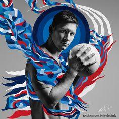 Messi em campanha da Pepsi