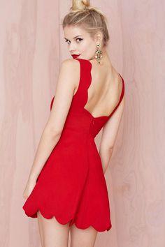 Nasty Gal I'm Yours Dress