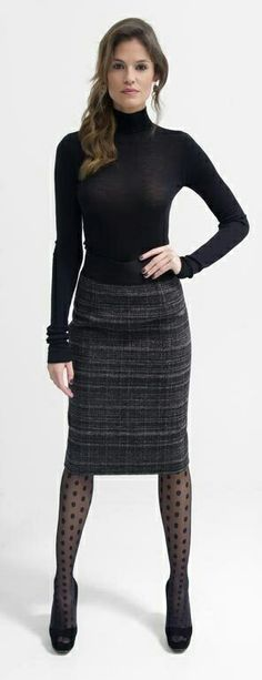 I love this mix of textures.Fashion equality in the workplace will allow all people to experience the fun in fashion.