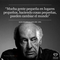 Eduardo Galeano♡