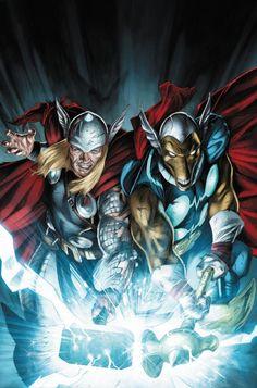 Superman and Captain Marvel vs Beta Ray Bill and Thor - Battles - Comic Vine Marvel Dc Comics, Marvel Vs, Captain Marvel, Marvel Heroes, Marvel Comic Character, Comic Book Characters, Marvel Characters, Comic Books, Marvel Universe