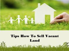 Selling land is not easy its challenging in real estate market. Vacant land seller must have information about the current real estate market. Land seller has to set Price of land correctly is one of the keys to selling land fast. If you want to know more how to sell land fast Sellvacantlandnow.com is here to help you!