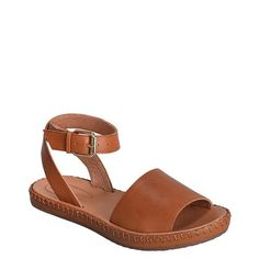 CC Corso Como Brinkley Sandal in Tan is a beautiful way to show off the pedicure!  On SALE now!