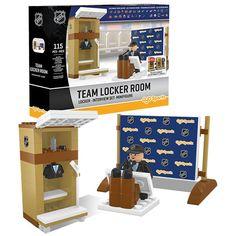 NHL OYO Sports Locker Room Set
