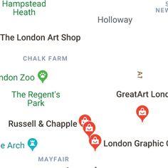 Art Shops London MAP - Recherche Google Art Shop London, London Map, Jackson's Art, Recherche Google, Shops, Tents, Retail, Retail Stores