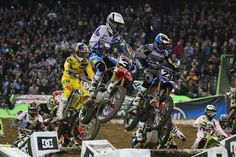 RT if you are tuning in to @FOXSports1 at 10p ET for @MonsterEnergy @SupercrossLIVE action from Anaheim! #SXonFOX