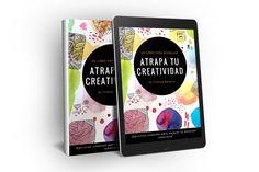"""Ebook """"Atrapa Tu Creatividad"""" - Papelería Creativa Online"""