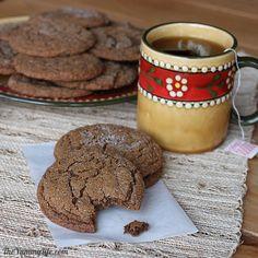 Grandma's Molasses Cookies - 3 Weight Watchers pp