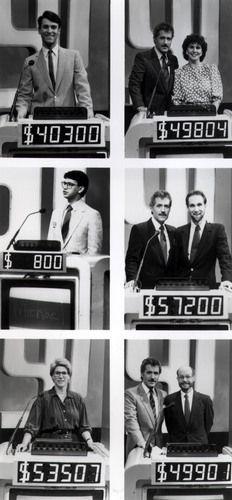 Big winners of Jeopardy!