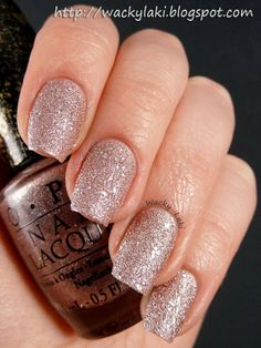 OPI Silent Stars Go By from the Mariah Carey (Holiday 2013) Collection