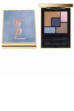 BAZAAR charts the prettiest eye shadow palettes. See them all: