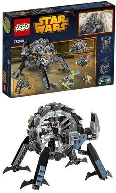 LEGO Star Wars General Grievous' Wheel Bike