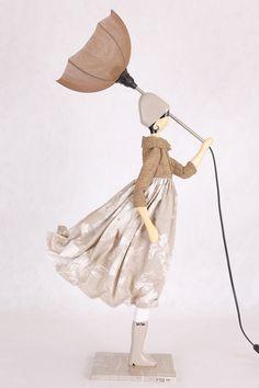 Skitso Girls Touli Lampa - 85 cm Handmade Lamps, Best Sellers, Girls, Homes, Toddler Girls, Daughters, Maids