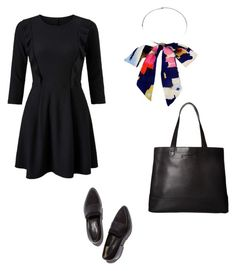A fashion look from November 2016 featuring jersey skater dress, chevron tote and circle jewelry. Browse and shop related looks. 3.1 Phillip Lim, Skater Dress, Miss Selfridge, Chevron, Fashion Looks, Polyvore, Image, Shopping, Dresses