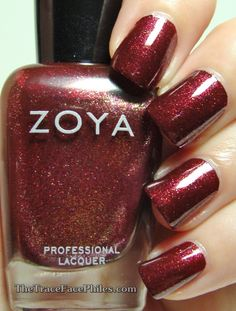 The TraceFace Philes: Zoya Ignite Collection! Zoya India